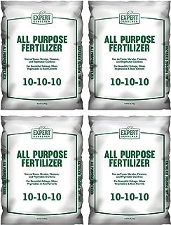 Expert Gardener 10-10-10 All Purpose Fertilizer (4, 40LB)