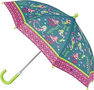 Stephen Joseph Girls' All Over Print Umbrella