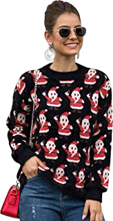 Best christmas sweater black Reviews