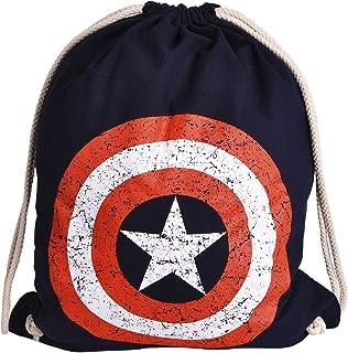 /St-t1564 Marvel Captain America passeport Coque/