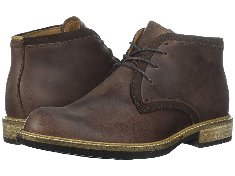 ECCO Kenton Derby Boot (Mink/Mocha) Men