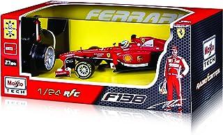 Maisto R/C 1:24 Scale Ferrari F138 Radio Control Vehicle (Colors May Vary)