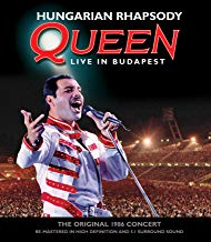 Hungarian Rhapsody: Queen Live in Budapest  [Blu-ray] [Importado]