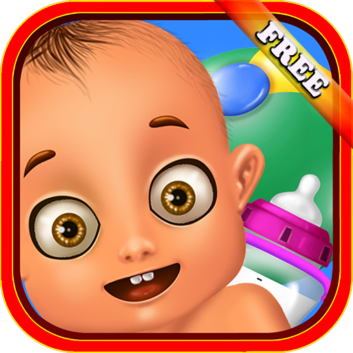 Newborn Baby Care - Girls Game : a wonderful baby care simulation game - your kids can play at being mommy! FREE