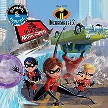 Disney/Pixar Incredibles 2: Movie Storybook / Libro basado en la película (English-Spanish) (27) (Disney Bilingual)