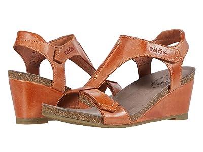 Taos Footwear Sheila (Cantaloupe) Women