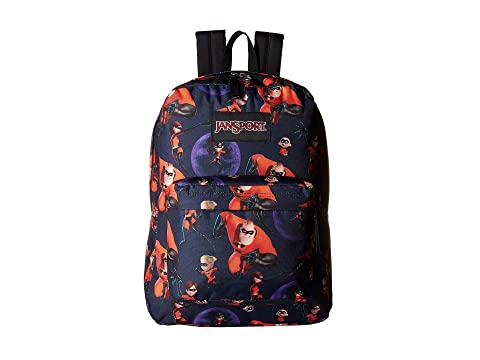 Jansport Lingerie , INCREDIBLES FAMILY TIME