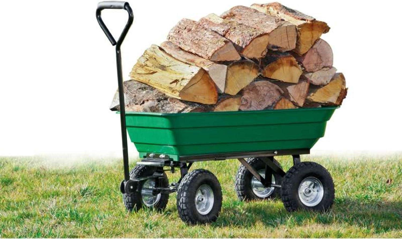 Photo de chariot-remorque-werkapro-charge-max-120kg