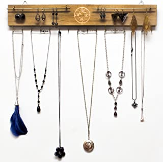 earring jewelry display