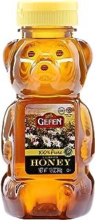 Gefen Honey Bear, 100% Pure Clover Honey, 12 oz