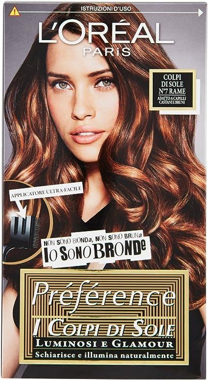 Preferance Colpi Sole N.7 Rame: Amazon.es: Belleza