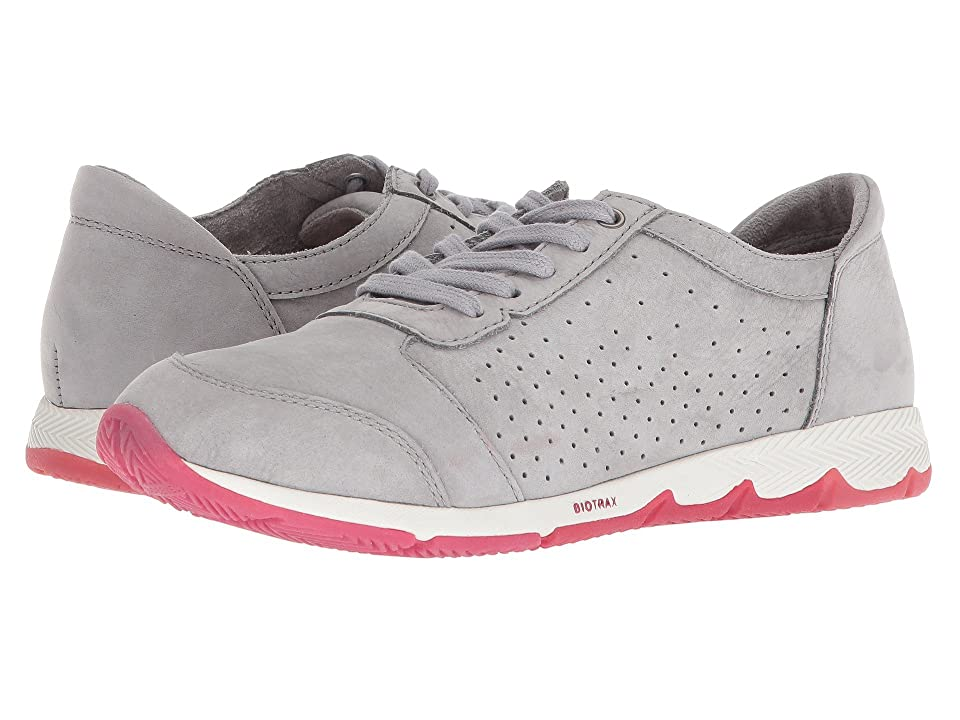Hush Puppies Cesky Perf Oxford (Frost Grey Nubuck) Women