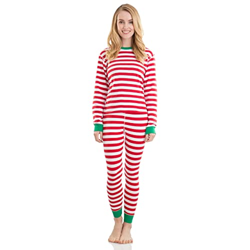 90635417f Red White Striped Pajamas  Amazon.com