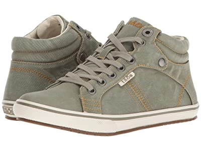 Taos Footwear Top Star (Sage Distressed) Women
