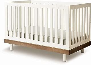 Oeuf Classic Crib, Walnut