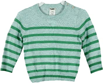 J Crew Kid/'s Crewcuts Baby Cashmere Sweater In Star 6 9 M 37768 Gray