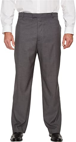 Big and Tall Bengaline Portfolio Dress Pants
