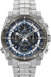 Bulova - Reloj Cronógrafo para Hombre de Cuarzo con Correa en Acero Inoxidable 98B316