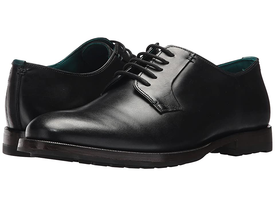 Ted Baker Silice (Black Leather) Men