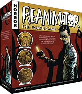 Dynamite Reanimator The Board Game