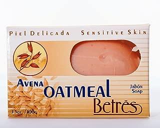 Betres: Oatmeal Jabon Soap, 3.50 oz