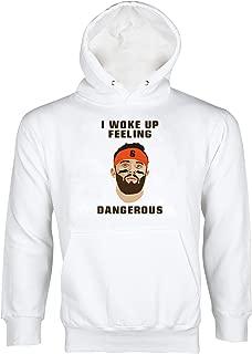 baker mayfield walk on hoodie