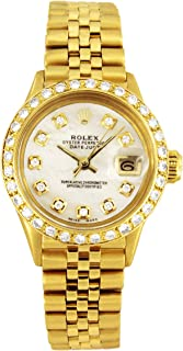 Datejust Automatic-self-Wind Female Watch 6517 (Certified Pre-Owned)