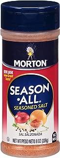 Morton Season-All Seasoned Salt, 8 Ounce