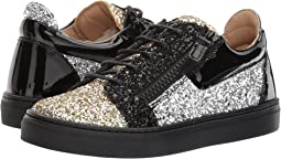 Giuseppe Zanotti Kids Gail Jr. Glitter Sneaker (Toddler/Little Kid)
