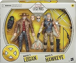 ハズブロ マーベルレジェンド 6インチ アクションフィギュア 2パック オールドマン・ローガン & オールドマン・ホークアイ / Hasbro 2020 MARVEL LEGENDS 2PACK OLD MAN LOGAN & OLD MAN ...