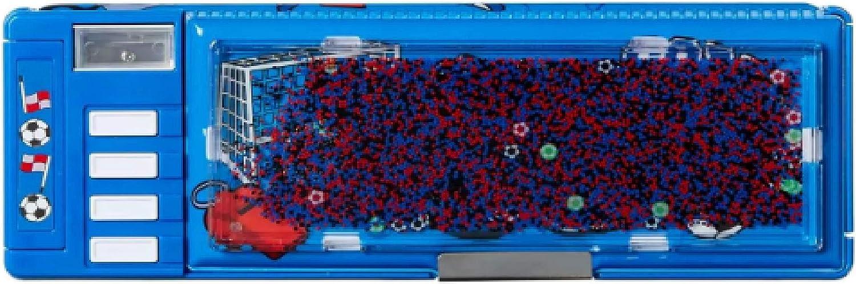 Maxmilli Gift Collections Smiggle Splish Federm&au ;ppchen mit Wasserf&uu ;llung Blau Footballer Splish B07KMJ84WQ | Ausgezeichneter Wert