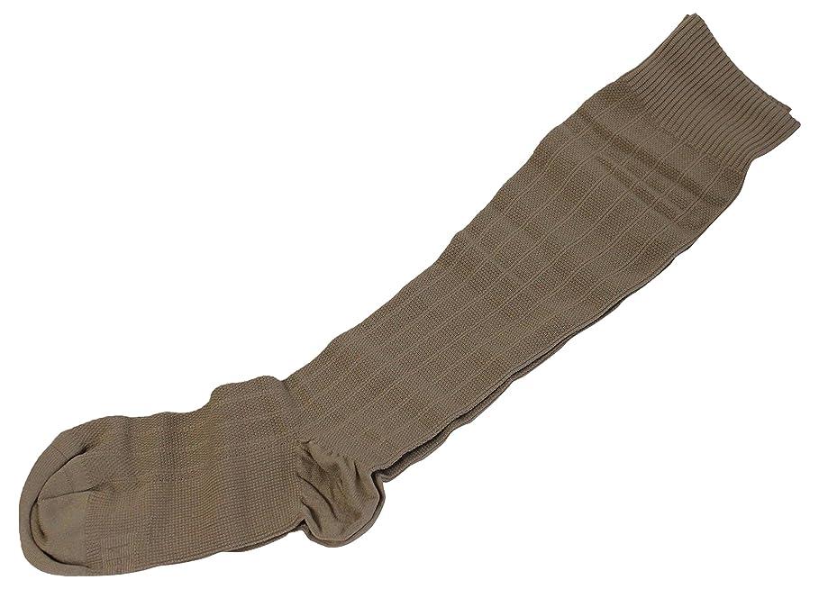 チャーター台無しにほこりギロファ?メッシュソックス ベージュ Mサイズ(24.0~25.5cm)