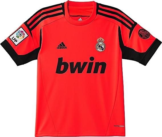 adidas Real Madrid C.F. - Camiseta de Portero para niño (Iker ...