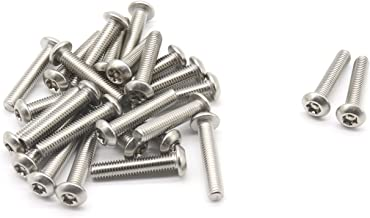 Pack of 5 0.375 OD Brass Zinc Plated 3.25 Length, Female 8-32 Screw Size Lyn-Tron