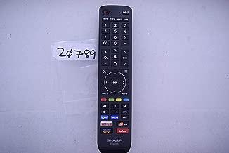 Sharp LC-50Q7000U LC-55Q7050U LC-65Q7040U EN3R39S Remote Control 20789