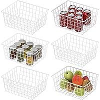 6 Pack Cambond Wire Storage Basket