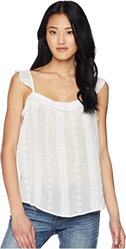 Moroccan Embroidered Tank Top