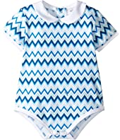 Missoni Kids - Jersey Zigzag All Over Printed One-Piece (Infant)