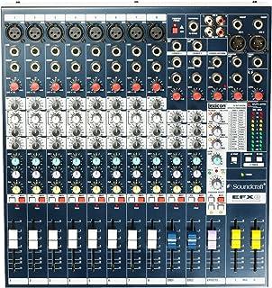 Mesa de mezclas Soundcraft EFX8 Audio