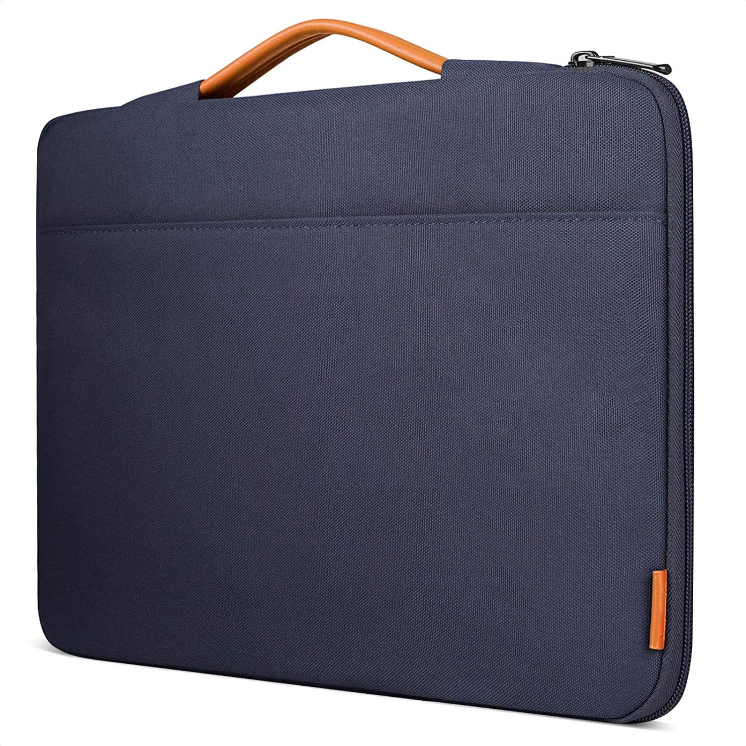 Inateck 13-13.3 Inch Sleeve Case Cover Protective Bag Ultrabook Netbook Carrying Protector Handbag Compatible with 13 Inch MacBook Air/MacBook Pro(Retina) 2012-2015, 2020/2019/2018/2017/2016 - Blue