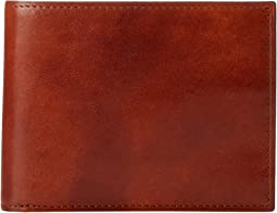 Bosca Eight-Pocket Executive Wallet