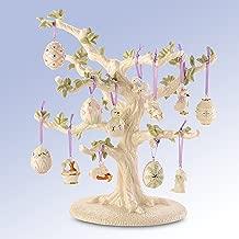 Lenox Easter Miniature Tree Ornaments Set of 12 Eggs Bunny Lamb Chick Ducks NO TREE
