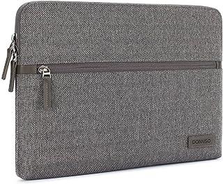 c5da7d8d49 DOMISO 14 Pouces Housse Sac en Toile de Protection Ordinateur Portable  Sacoche pour Ultrabook/Netbook