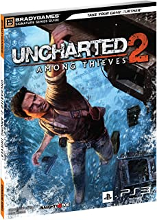 Uncharted 2: Among Thieves Signature Series Strategy Guide (Bradygames Signature Guides)