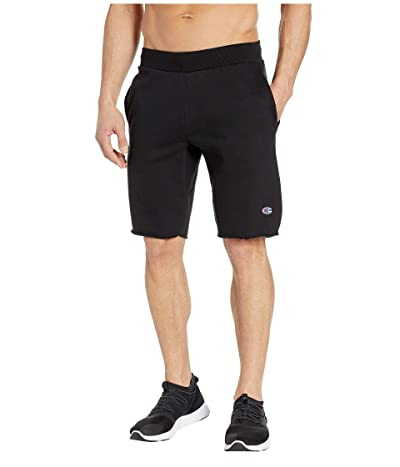 Champion LIFE Reverse Weave(r) Cut Off Shorts (Black) Men