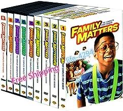 family matters seasons 1 9 dvd