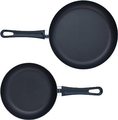 Scanpan, Classic 2 Piece Fry Pan Set - Best Eco Friendly Pots and Pans