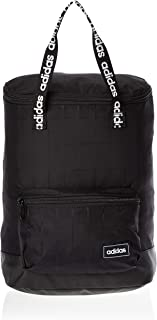 adidas Womens Backpack, Black/White - FL3704