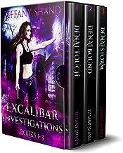 Excalibar Investigations Complete Series Box Set: Denai Touch, Denai Bound, Denai Storm