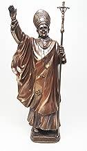 Catholic Pope Saint John Paul 2 Statue Icon Scene